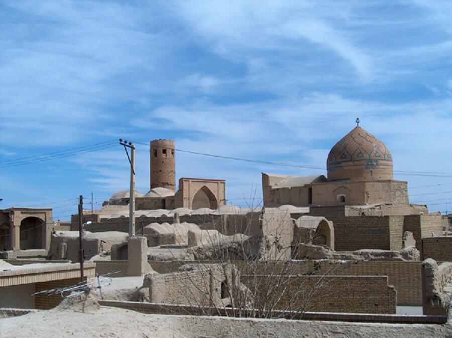 123 2 - مسجد جامع ورزنه