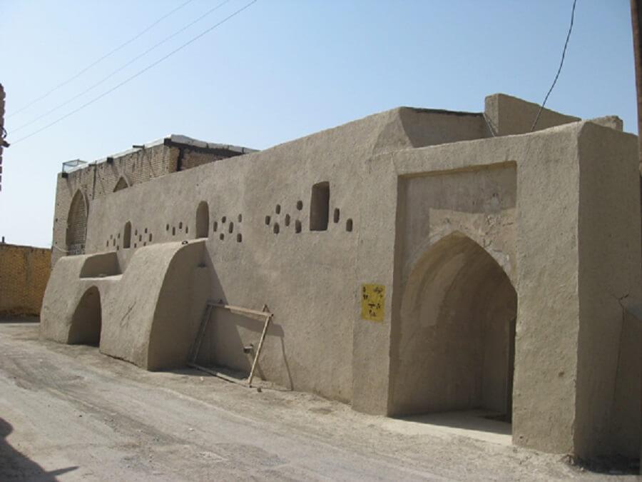 مسجد جامع فارفان