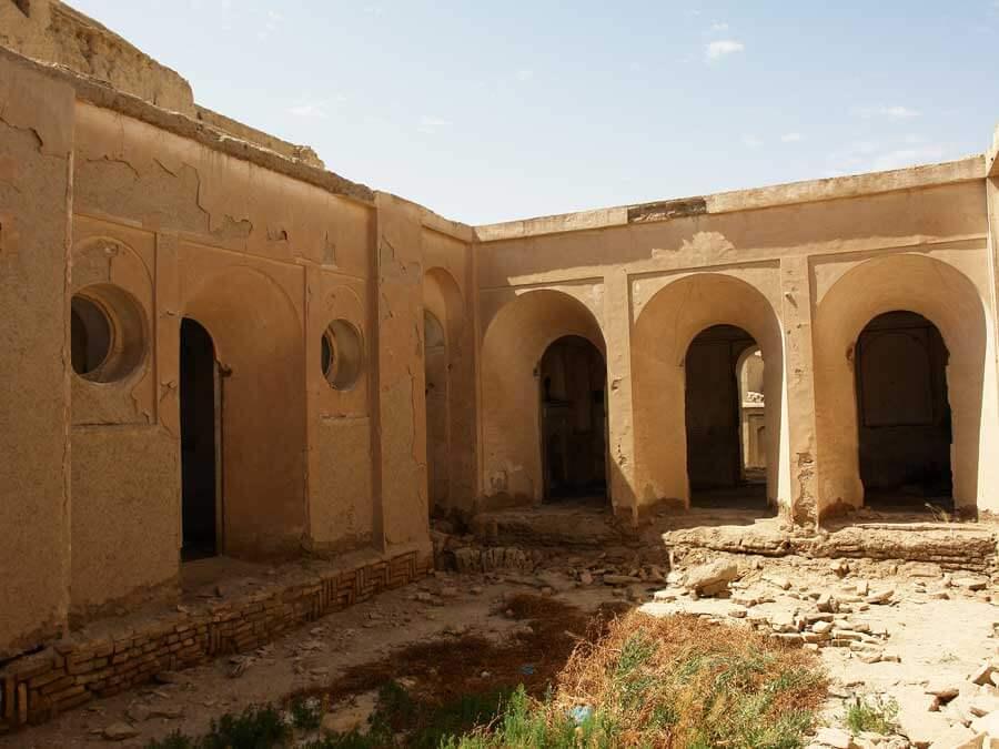 خانه ی تاریخی میرمیران ورزنه