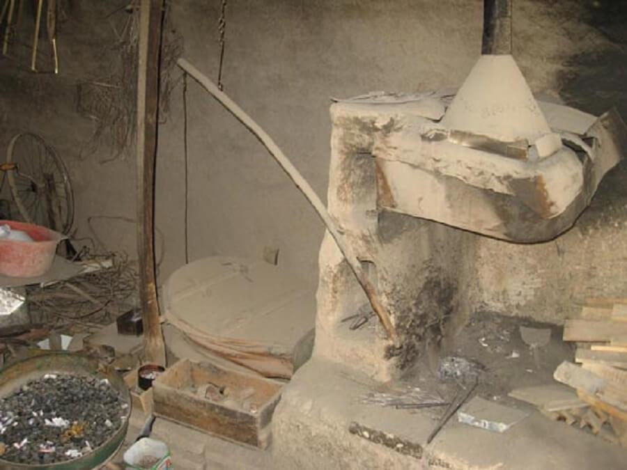 Traditional forging 3 - آهنگری سنتی
