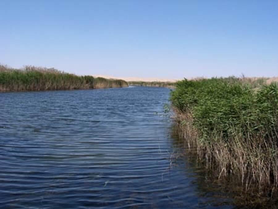 ZENDEH ROOD 11 - زاینده رود در ورزنه