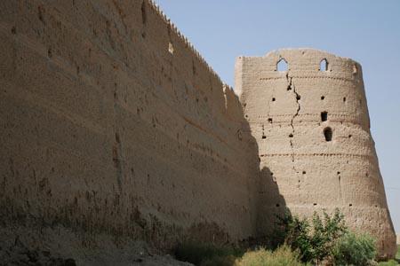 castle gortan 1 - روستای قورتان
