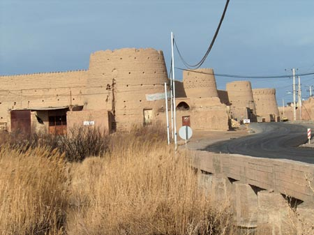 castle gortan 5 - روستای قورتان