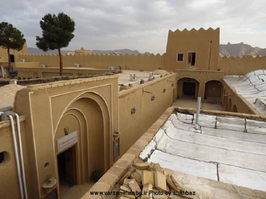 castle mohammad abad 2 - قلعه محمد آباد