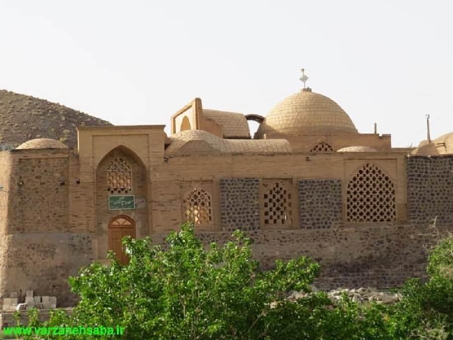 مسجد دلاور جشوقان