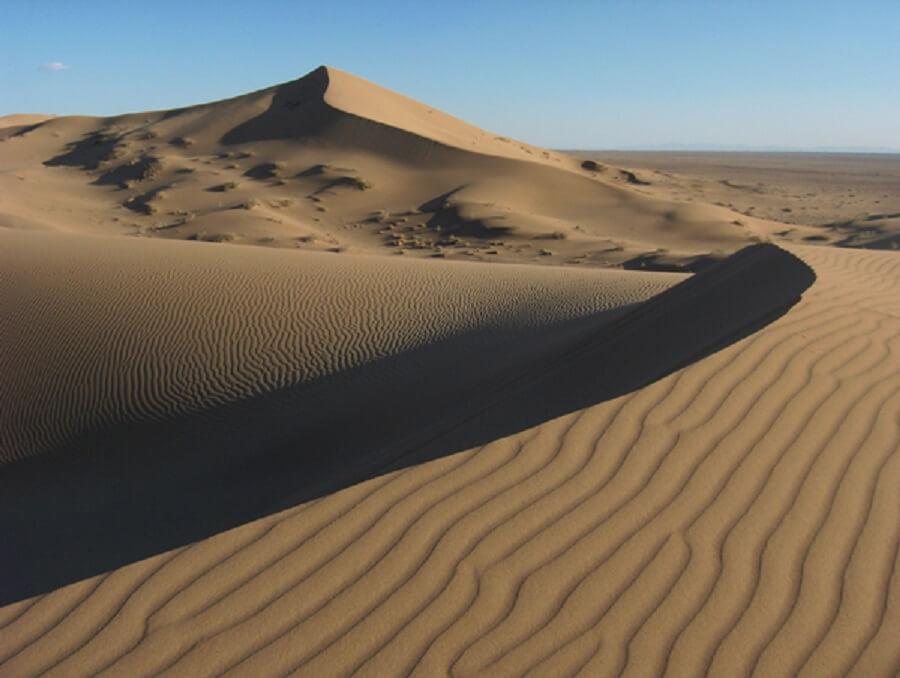 desert 4 - تپه های ماسه ای شهر ورزنه