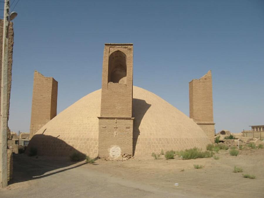 ghehi ab anbar 2 - آب انبار قهی (آب انبار محله بالا قهی)