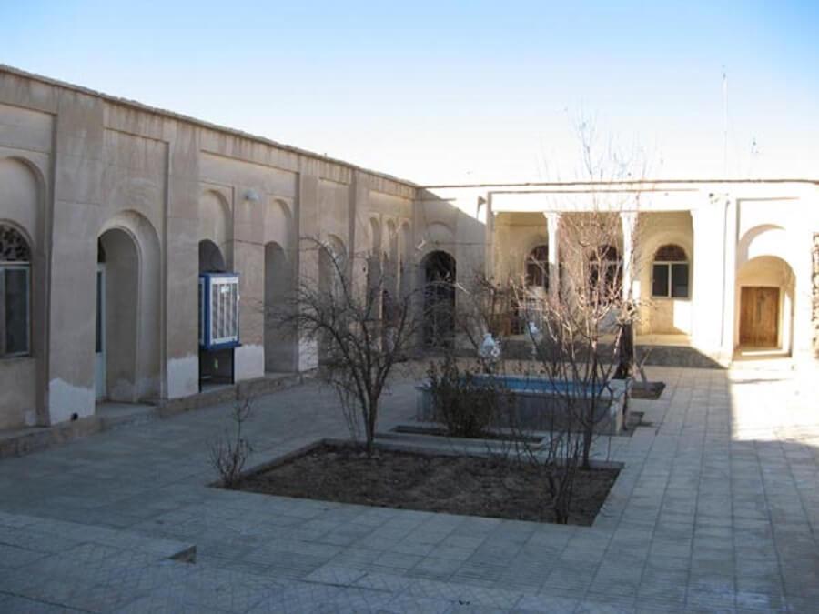 sadeghi house 2 - خانه صادقی اسفنداران جرقویه