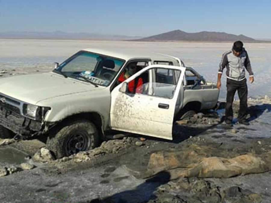 talab gavkhonii1 - خطر در کمین گردشگران و محیط زیست تالاب بینالمللی گاوخونی