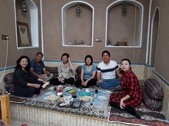 varzaneh guest house 1 - اقامتگاه سنتی ورزنه