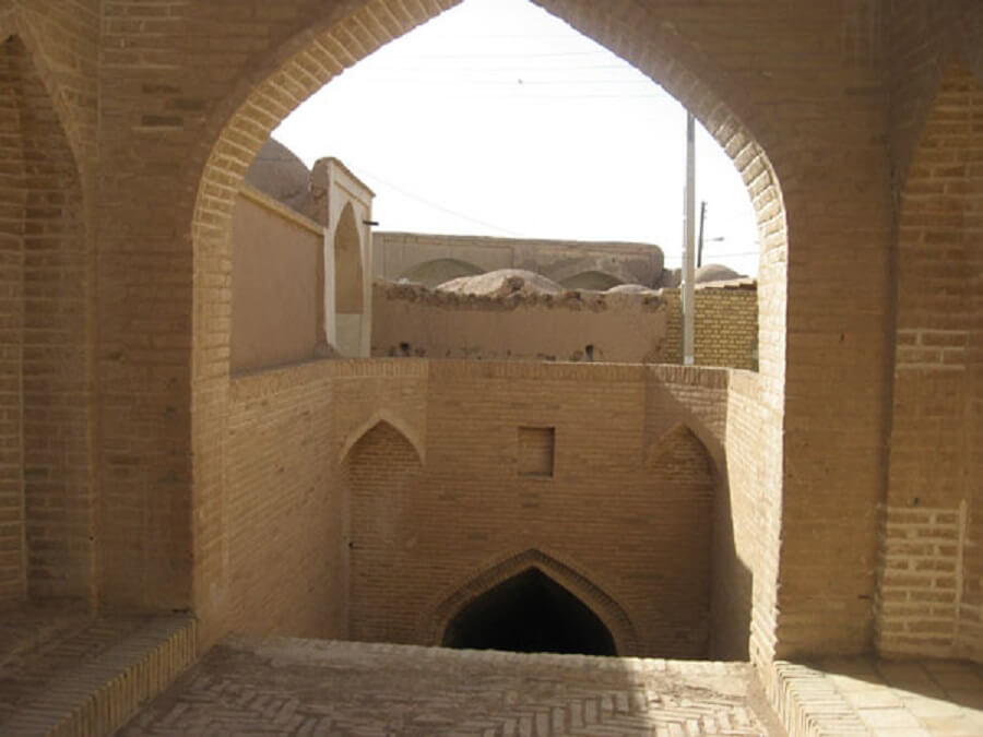 Cistern shahidan 3 - آب انبار شهیدان