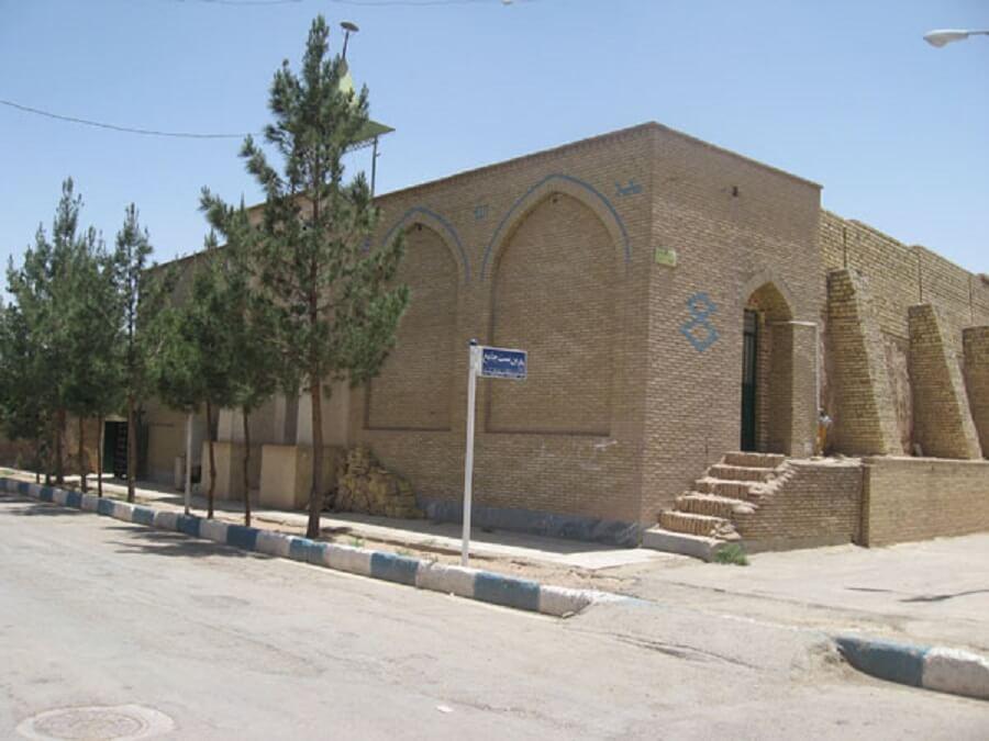 Harand mosque central 1 - مسجد جامع هرند