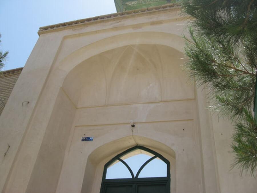 Harand mosque central 2 - مسجد جامع هرند