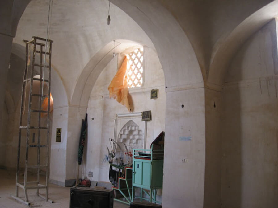 Harand mosque central 4 - مسجد جامع هرند