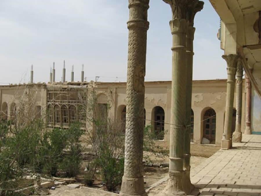 dastani house 3 - خانه داستانی حسین آباد جرقویه