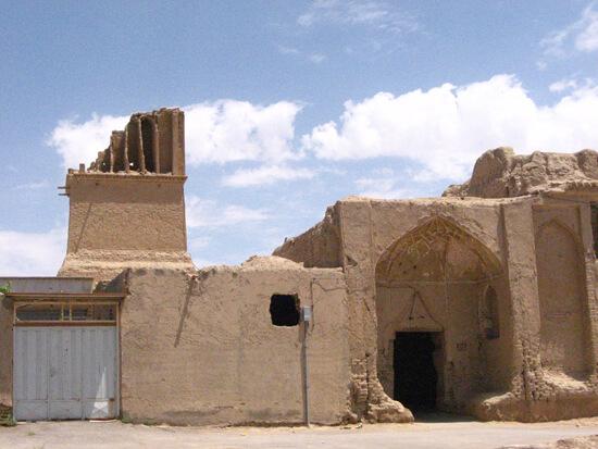 esfandaran 2 - روستای اسفنداران