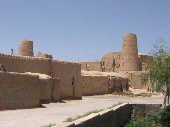 esfandaran 3 - روستای اسفنداران