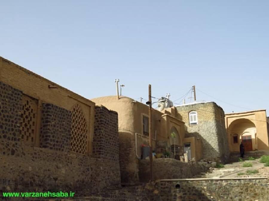 روستای جشوقان