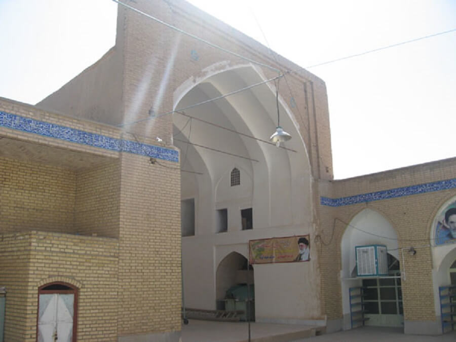 masjed jame kohpayeh 3 - مسجد جامع کوهپایه