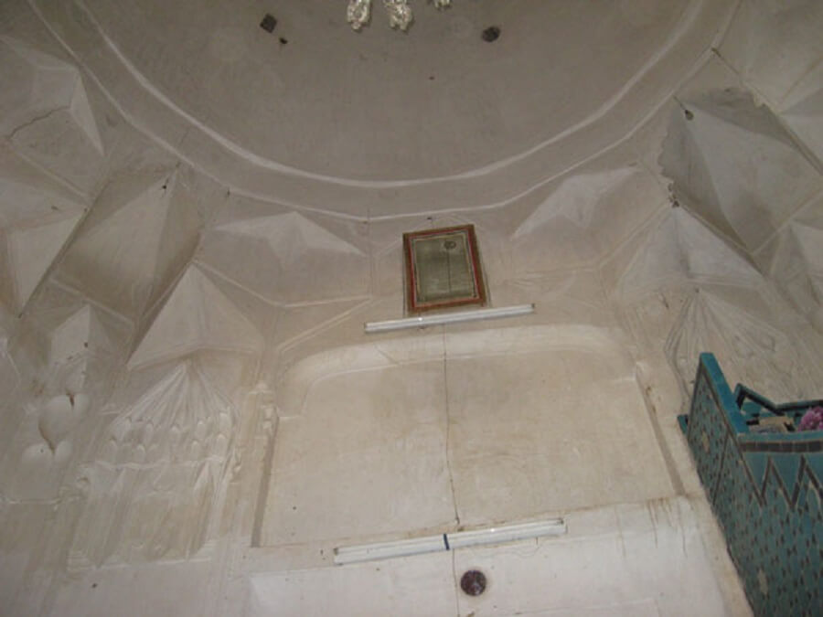 masjed jame kohpayeh 6 - مسجد جامع کوهپایه