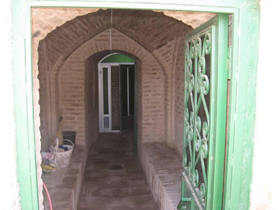 مسجد زعفرانی کوهپایه