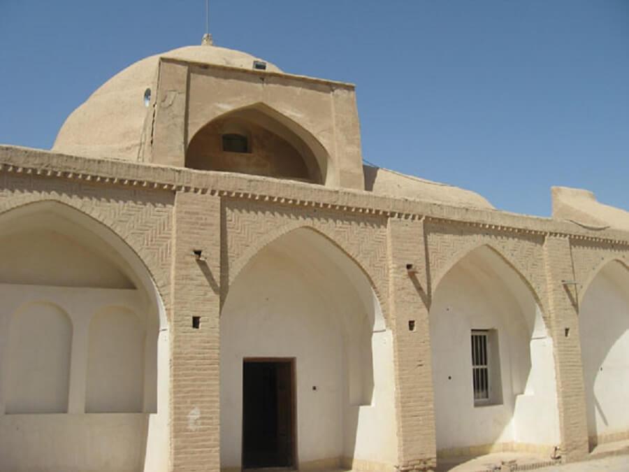 مسجد جامع قهی