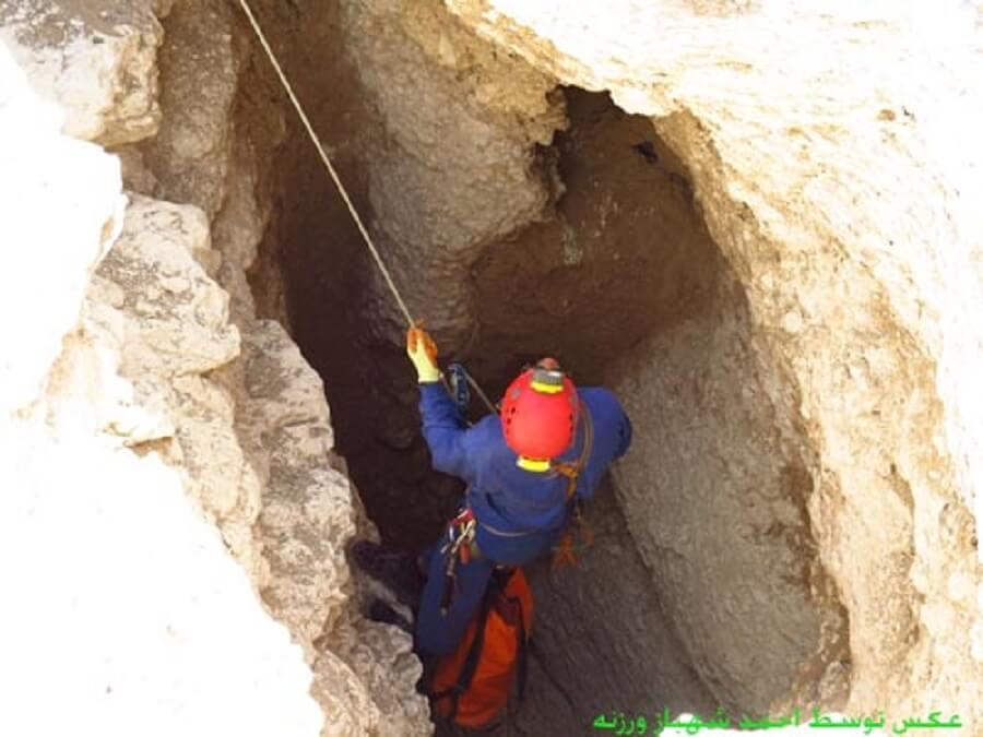 Gavkhoni cave 1 - غار گاوخونی