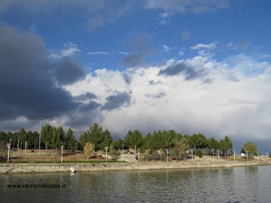 IMG 0839 - پارک ساحلی ورزنه