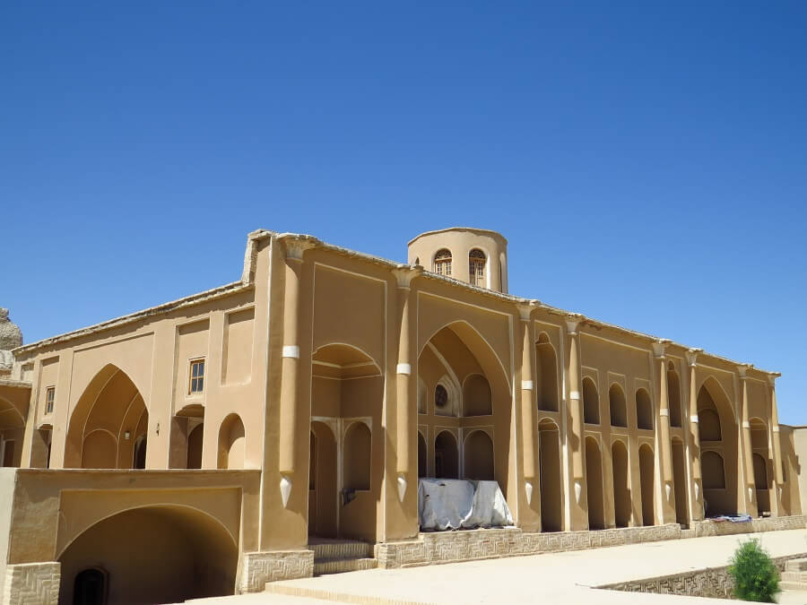 Yousefi Varzanehs House 1 - خانه یوسفی ورزنه (موزه مردم شناسی ورزنه)