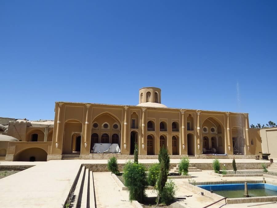 Yousefi Varzanehs House 2 - خانه یوسفی ورزنه (موزه مردم شناسی ورزنه)