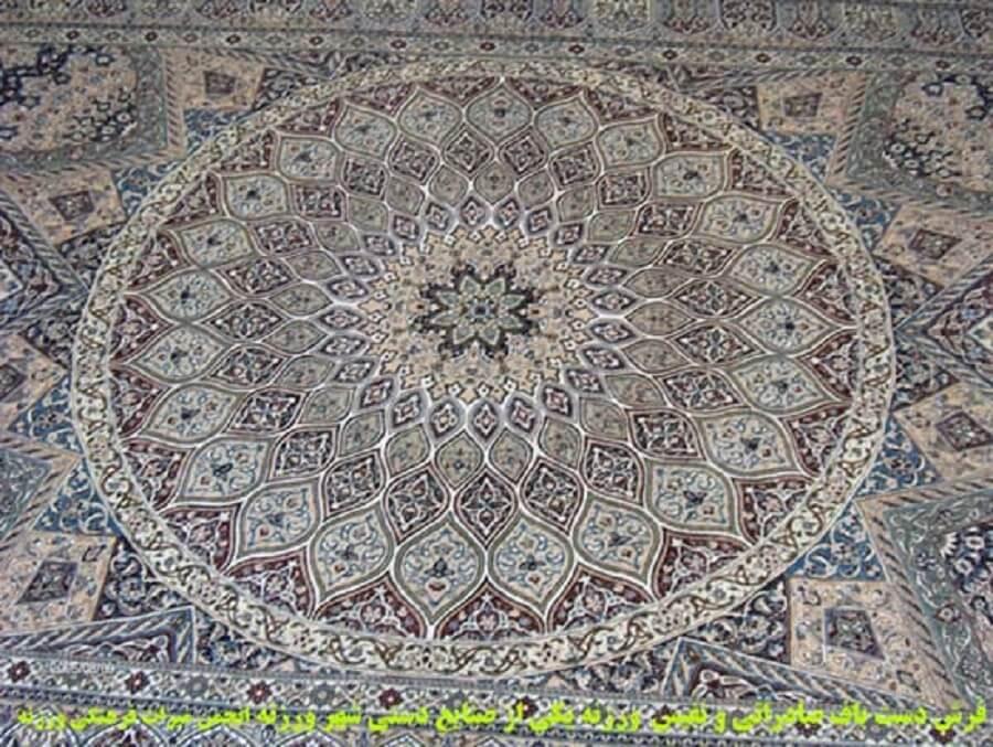 carpet weaving 3 - قالی بافی