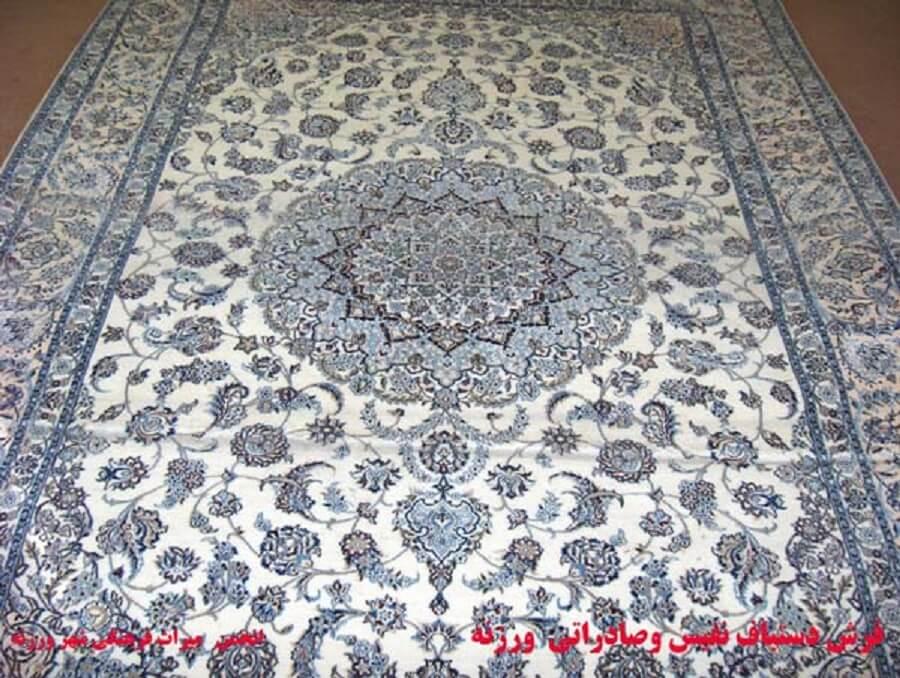 carpet weaving 4 - قالی بافی