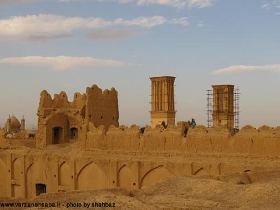 castle mohammad abad 1 - قلعه محمد آباد