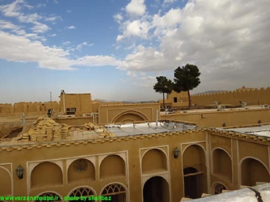 castle mohammad abad 3 - قلعه محمد آباد