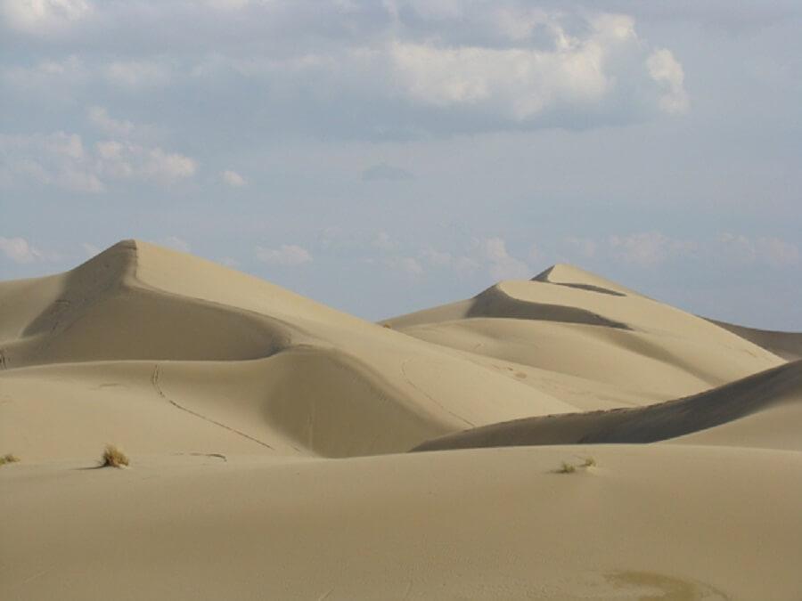 desert 2 - تپه های ماسه ای شهر ورزنه