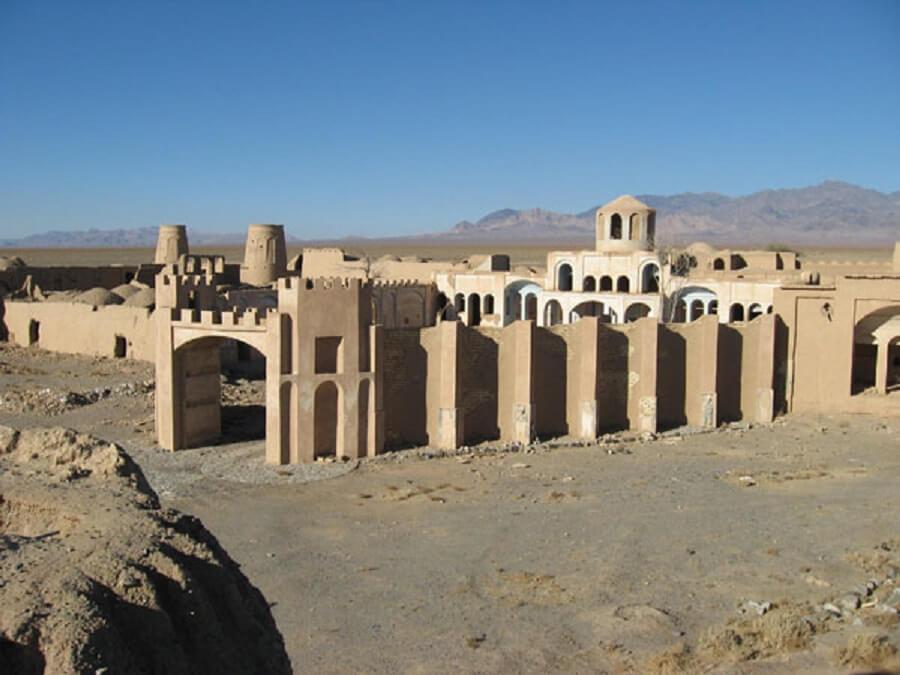 مزرعه حاج شیخ حسن جواهری ( شهرک سینمایی)