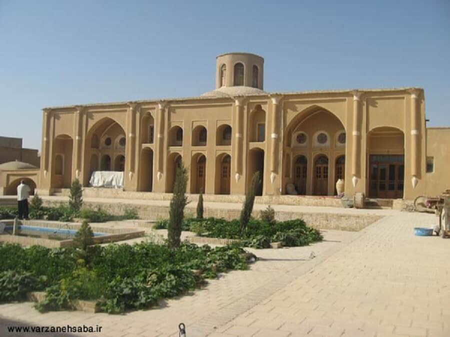 manzel yousefi varzaneh 1 - موزه مردم شناسی ورزنه (موزه ورزنه)