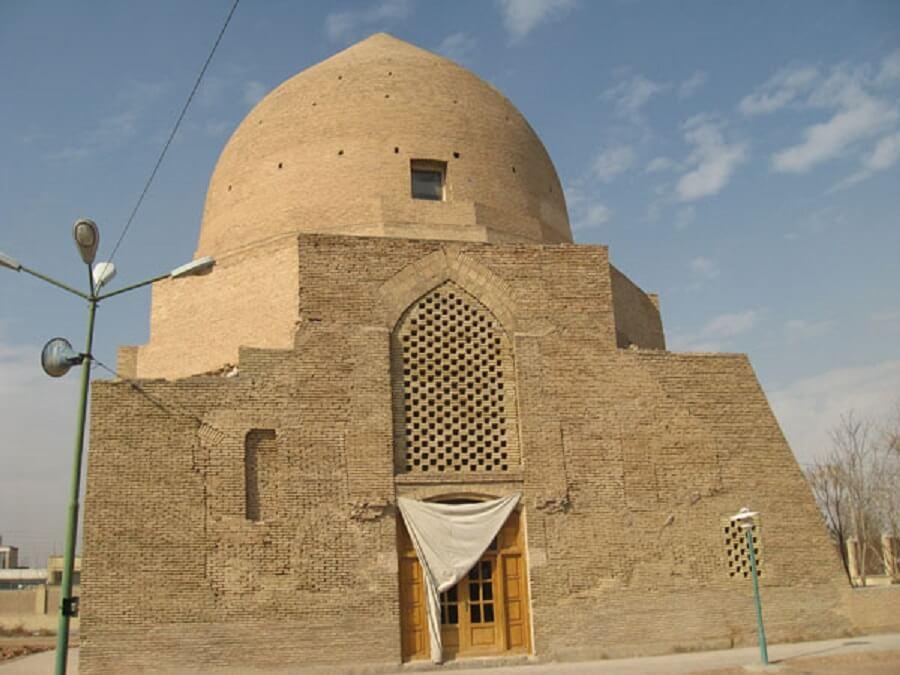 مسجد دشتی