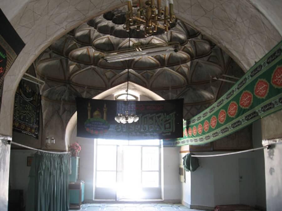 مسجد قدمگاه کوهپایه