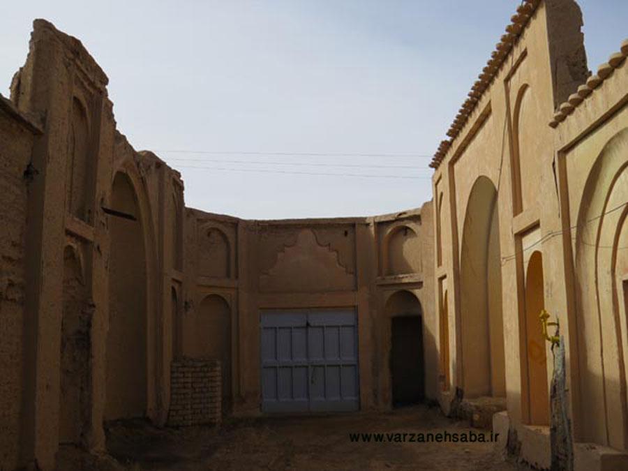 mola ali khan 1 - خانه ملاعلی خان میرپنج گنجآباد جرقویه