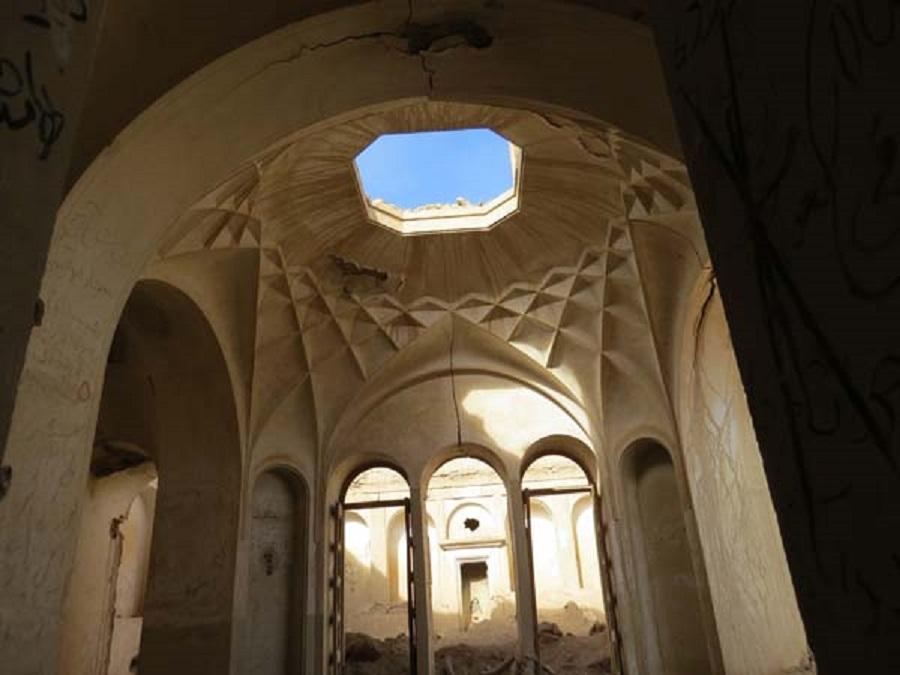 mola ali khan 3 - خانه ملاعلی خان میرپنج گنجآباد جرقویه