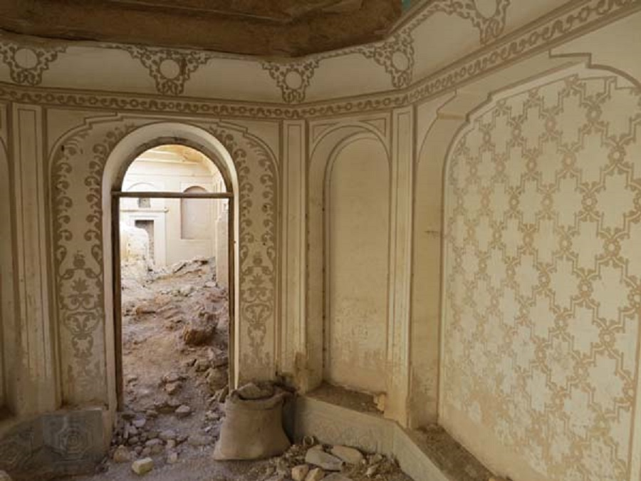 mola ali khan 5 - خانه ملاعلی خان میرپنج گنجآباد جرقویه