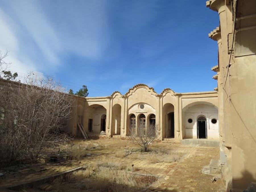 mola ali khan 6 - خانه ملاعلی خان میرپنج گنجآباد جرقویه