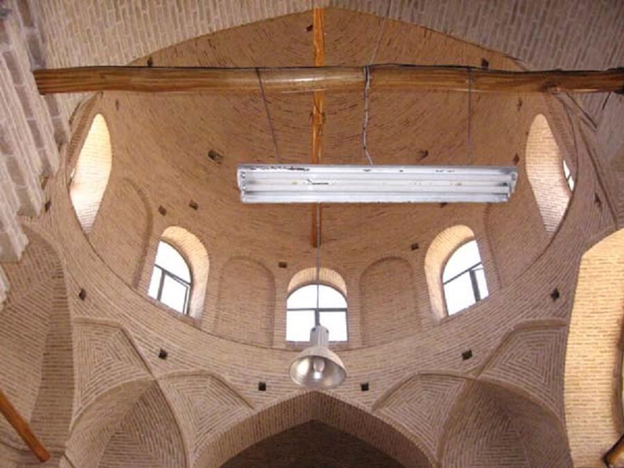 mosque mohammad abad 2 - مسجد جامع محمد آباد