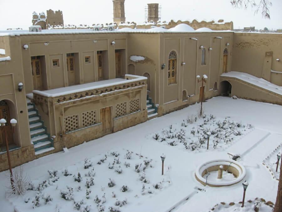 خانه سرهنگ ( موزه محمد آباد جرقویه)