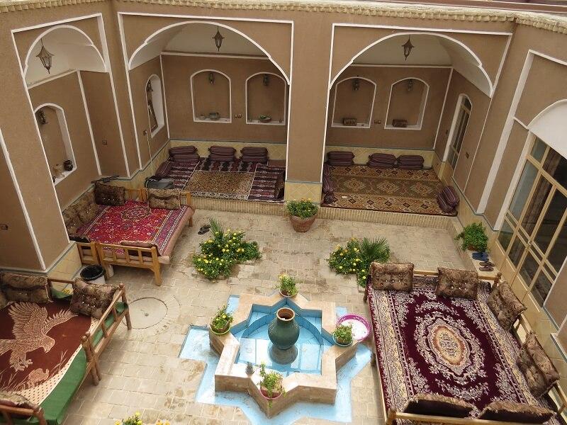 varzaneh guest house 7 - اقامتگاه سنتی ورزنه