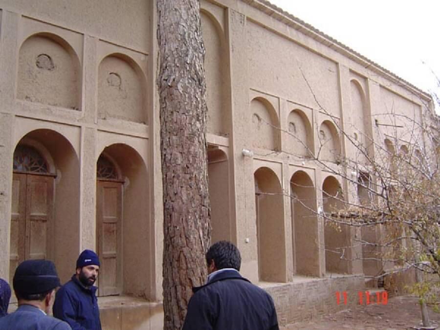 Aminullah Qaraee 2 - خانه امین اله قرهی