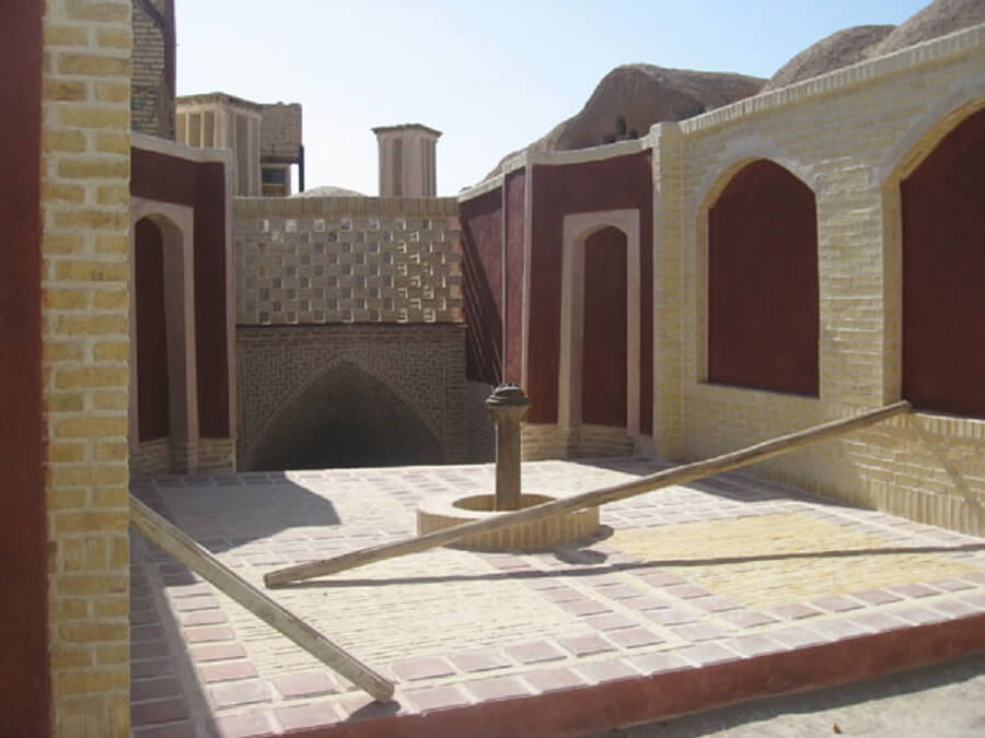 Cistern darbeh 1 - آب انبار دربه