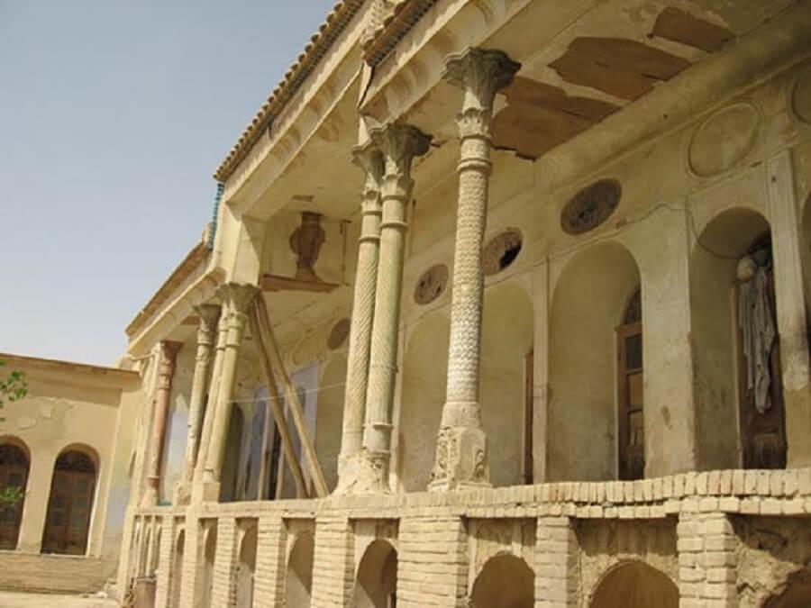dastani house 2 - خانه داستانی حسین آباد جرقویه