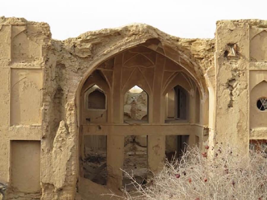 emarat chahar sofhe 1 - عمارت چهار صفه حسین آباد جرقویه